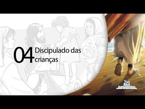 Libras – Discipulado das crianças – 18 a 25 de janeiro