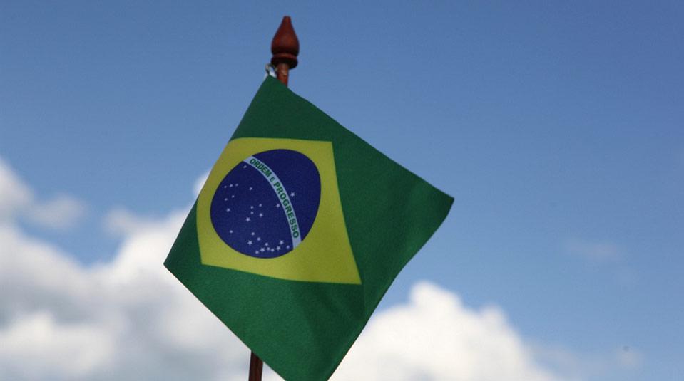 Hino Nacional brasileiro – IV Campori DSA