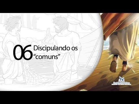 """Libras – Discipulando os """"comuns"""" – 1º a 8 de fevereiro"""