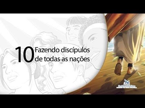 Libras – Fazendo discípulos de todas as nações – 1º a 8 de março