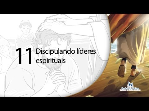 Libras – Discipulando líderes espirituais – 8 a 15 de março