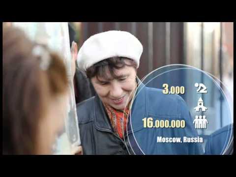 03/Mai. Missão nas cidades | Informativo Mundial das Missões 2º trim/2014