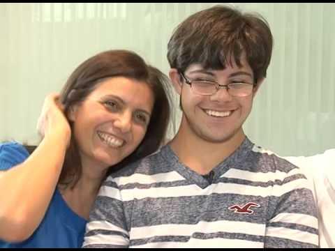 Testemunho de um estudante com Síndrome de Down