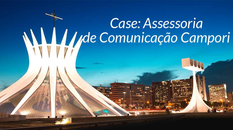Case: Assessoria de Comunicação Campori – SAC/GAiN 2014