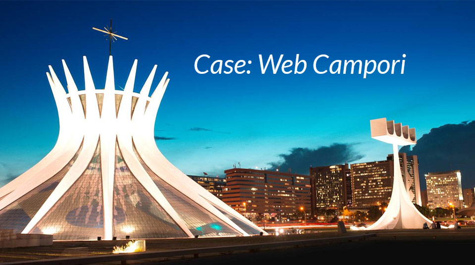 Case: Campori virtual – SAC/GAiN 2014