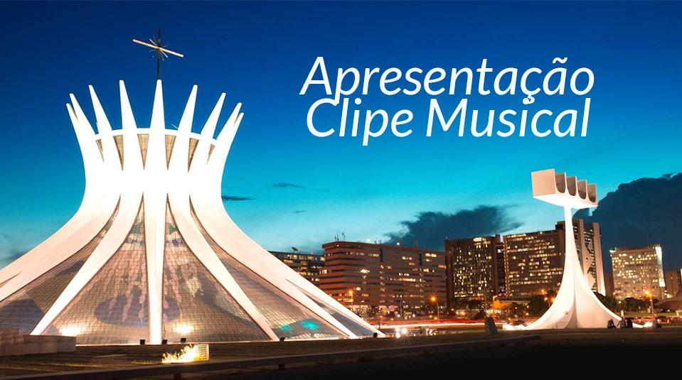 Apresentação Clipe Musical – Robson Fonseca