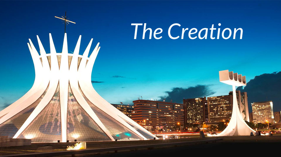 Lançamento – The Creation