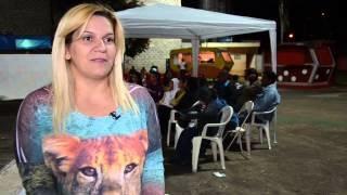 Evangelismo na Praça em Mineiros do Tietê.