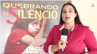Reportagem TV Ministério Público sobre Quebrando o Silêncio – Igreja Adventista