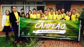 Projeto Esperança Brasil em Curitiba – reportagem TV E-Paraná