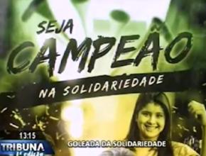 Reportagem do projeto Esperança Brasil – Rede Massa (SBT)