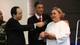 Batismo Cristina Carvalho – Valentes de Davi