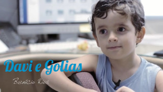 Davi e Golias – Benício Rios
