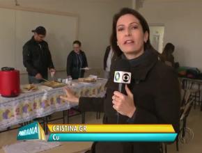 Reportagem da RPC TV – voluntários adventistas