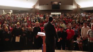 Vida transformada – Liderança para o Discipulado