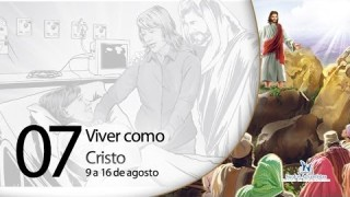Libras – Viver como Cristo – 9 a 16 de agosto