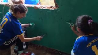 Missão Calebe – São Miguel Arcanjo – SP