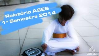 Relatório de Atividades 1º Semestre de 2014 ASES