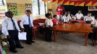 06/Dez. O pequeno pregador | Informativo Mundial das Missões 4º trim/2014