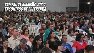 """ASES News – Campal de Ribeirão 2014 """"Encontros de Esperança"""""""