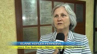 Quebrando o silêncio – Sudoeste Paulista