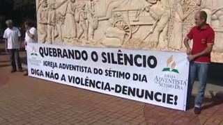 Quebrando Silêncio – TV