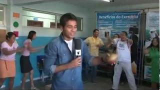 Treinamento para Feira de saúde: Revista Novo Tempo