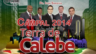 Recado do pastor Deivis – Campal 2014