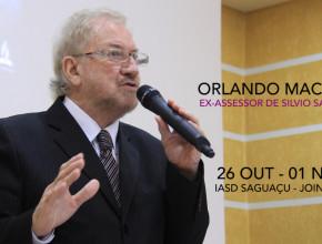 Orlando Macrini em Joinville