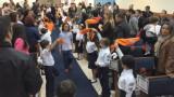 Batismo da Primavera no Colégio de São Bernardo