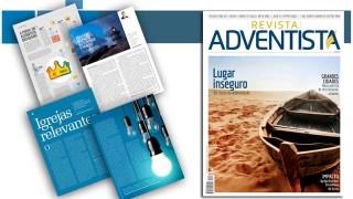 Comercial da nova Revista Adventista