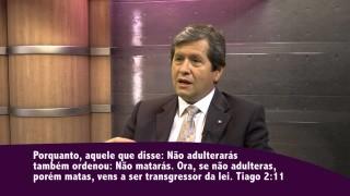 Esboço #5 O amor e a lei 4º/Tri/2014 – Escola Sabatina
