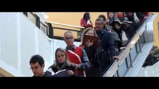 G148 realiza ação inusitada em shopping de Porto Alegre