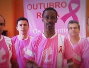 Homens Pernambucanos Apoiam o Outubro Rosa