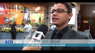 Lançamento do 5º SEEV  em Fortaleza