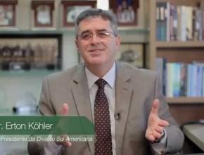 Mensagem especial do Pr. Erton Kohler para o Dia do Pastor Adventista