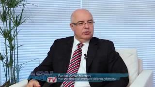 Notícias Adventistas – Dia de Oração pelas vítimas do Ebola – Pastor Almir Marroni