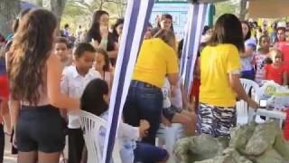 Reportagem – Dia da Criança é comemorado com ação social