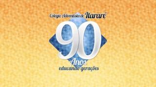 90 Anos – Colégio Adventista de Itararé