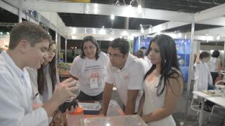 Educação Adventista participa de Feira Nacional de Ciência e Tecnologia em Brasília