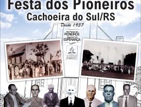 Festa pioneiros Cachoeira do Sul – RS