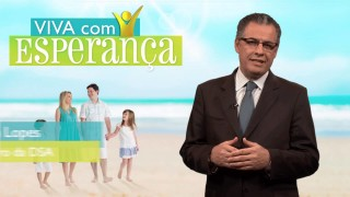 Convite: Semana Viva com Esperança – Pr. Luís Gonçalves