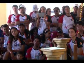 VII Campori de Jovens em Fortaleza