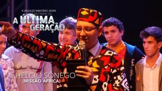 "III Vigília Jovem ANC – Hélcio Sônego ""Missão África"" (Parte 11)"