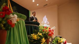 Encerramento do projeto Mega Missão em Santa Maria-RS