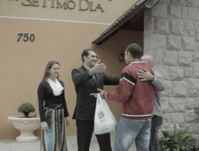 Sábado com ênfase na hospitalidade – Dia 28/02