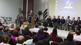 Inauguração Auditório em RIbeirão Preto