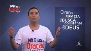 Chamada Pr. Arilton Oliveira – 10 Dias de Oração e 10 Horas de Jejum