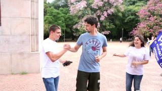 Flash Mob do Dia Mundial do Jovem Adventista