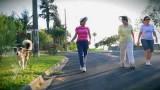 Caminhada na terceira idade – Saúde com Esperança